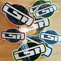 CSA Sticker Round