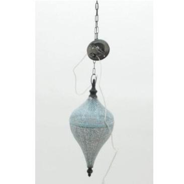 Aabida Metal Pendant Shade 23.5x56cmh