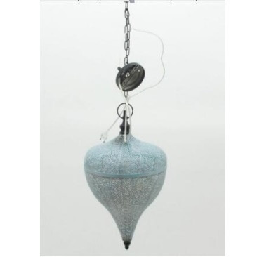 Aabida Metal Pendant Shade 31.5x59cm