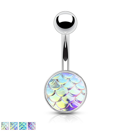 AB Effect Fish Scale Set Belly Bar