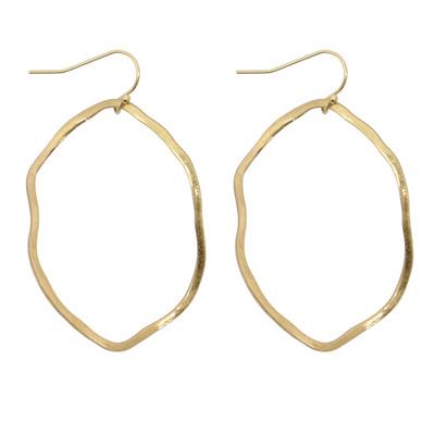 Abella Earrings - Gold