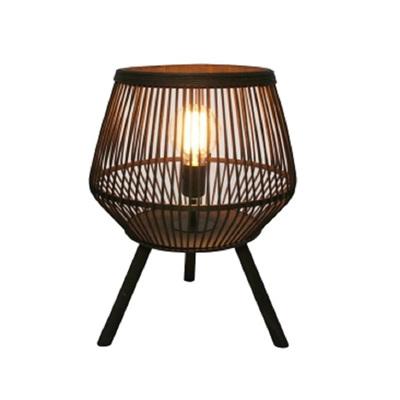 Abir Bamboo Table Lamp - Large