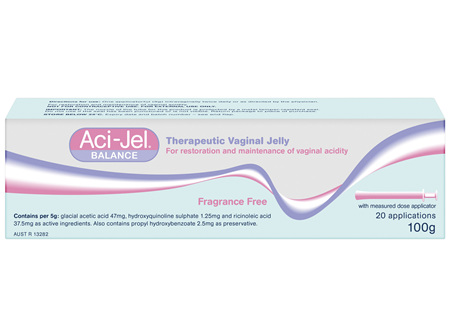 Aci-Jel Balance Therapeutic Vaginal Jelly 100g