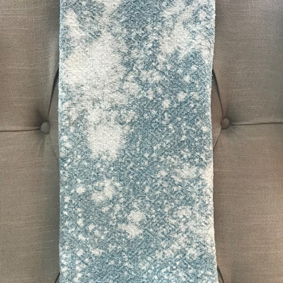 Acid Wash Throw - Blue