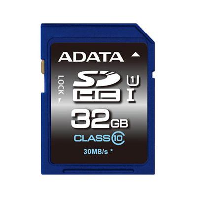 ADATA SDHC 32GB UHS-1 CARD