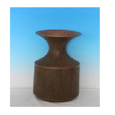 Adder Vase - Walnut - Small