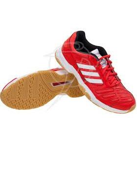 Adidas BT Boom Red Squash Shoe
