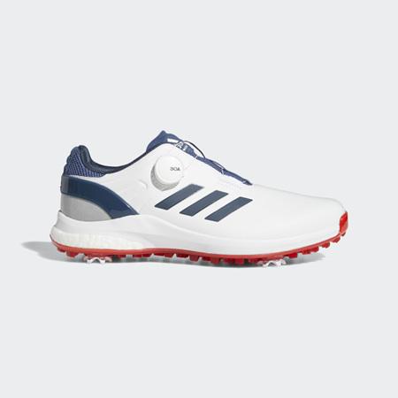Adidas EQT BOA Golf Shoe - White FX6639