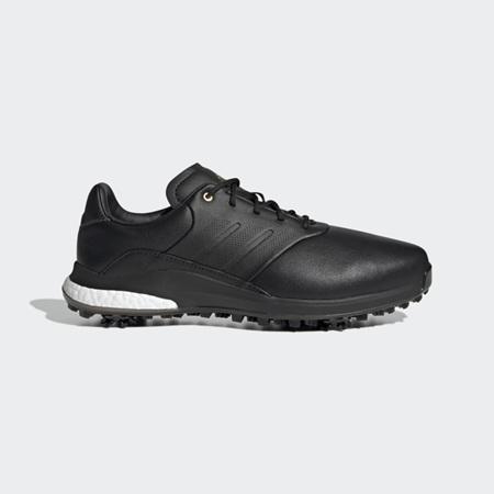 Adidas Performance Classic Golf Shoe -  Black FW6275