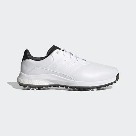 Adidas Performance Classic Golf Shoe - White FW6273