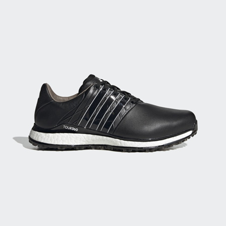 Adidas Tour360 XT-SL 2 Spikeless Golf Shoe - Black