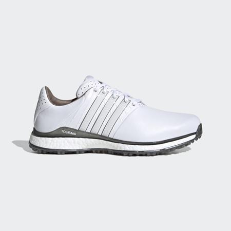 Adidas Tour360 XT-SL 2 Spikeless Golf Shoe - White