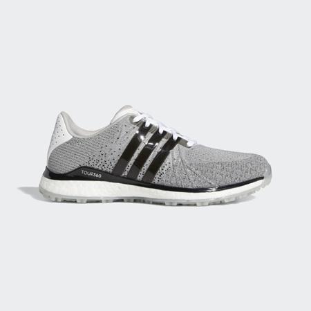 Adidas Tour360 XT-SL Spikeless Textile Golf Shoe - Grey