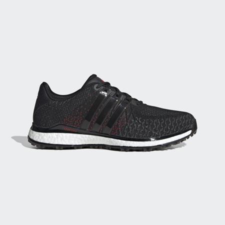 Adidas Tour360 XT-SL Spikeless Textile Golf Shoes - Black