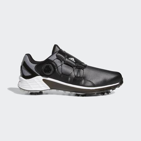 Adidas ZG21 BOA Golf Shoes - Black FW5556