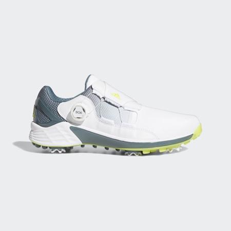 Adidas ZG21 BOA Golf Shoes -White FW5554