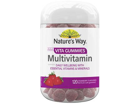 Adult Vita Gummies Multivitamin 120 Pack