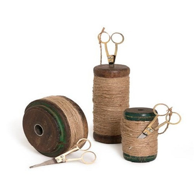 Advika Spool of String with Scissors