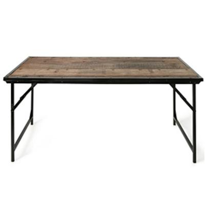 Advika Trestle Table - Large