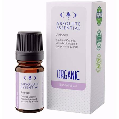 AEL Aniseed Extra Oil Organic 5ml