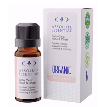 AEL Baby Care Nose & Chest Organic 10ml