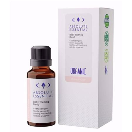 AEL Baby Teething Blend Organic 30ml