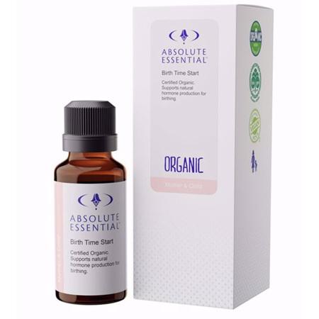 AEL Birth Time Start Oil Organic 25ml