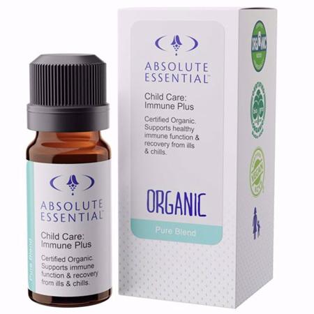 AEL Child Care Immune Plus Organic 10ml