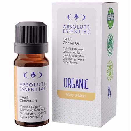 AEL Heart Chakra Oil Organic 10ml