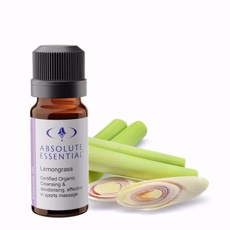 AEL Lemongrass Oil Organic 10ml