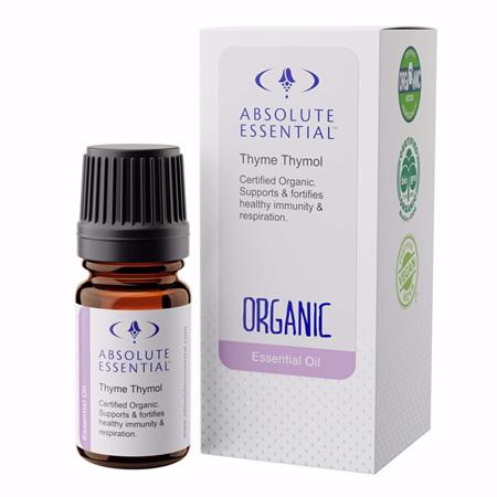 AEL Thyme Thymol Oil Organic 5ml
