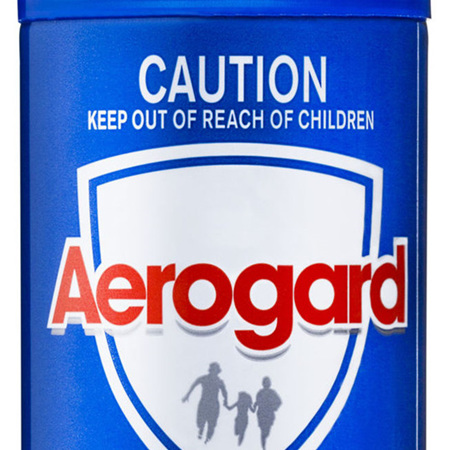 Aerogard Heavy Duty 40% Deet Insect Repellent Aerosol Spray 150G