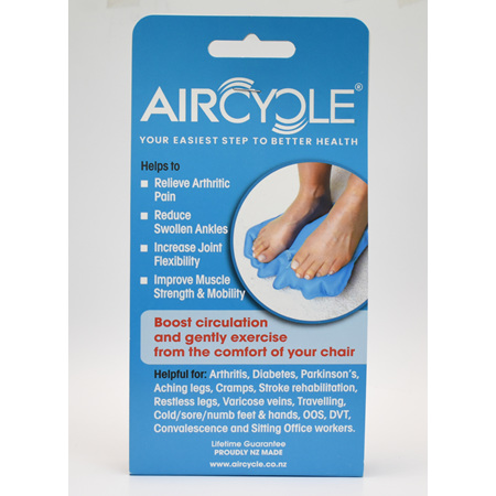 Air Cycle Foot & Hand Exerciser