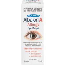 ALBALON A DROPS 15ML
