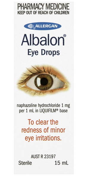 Albalon Eye Drops 15mL