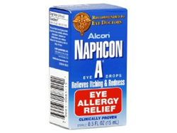 Alcon NAPHCON A EYE DROPS 15ML
