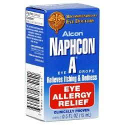 Alcon Naphcon-A Eye Drops 15ml