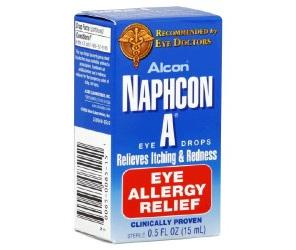 Alcon NAPHCON A EYE DROPS 15ML