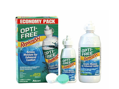 Alcon Optifree Replenish Economy Pack