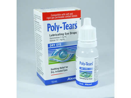 Alcon Polytears 15ml
