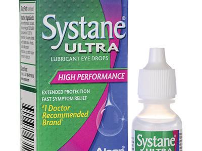 Alcon Systane Ultra Eye Drops 10ml
