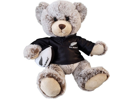 All Blacks Classic Bear with Haka Sound