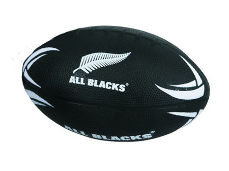 All Blacks Foam Ball