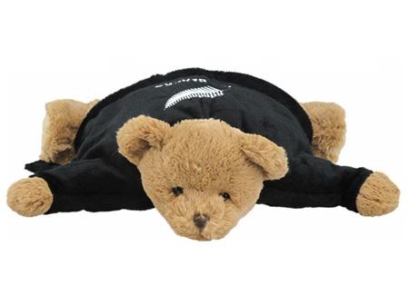 All Blacks Teddy Cushion