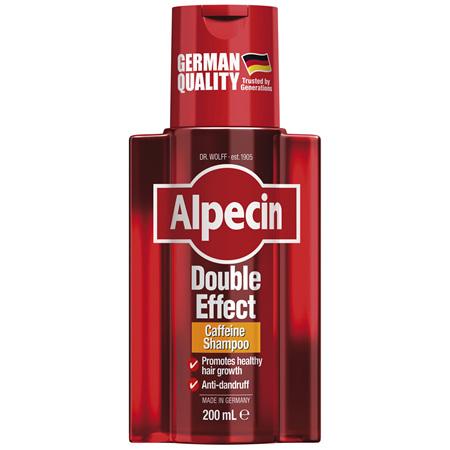 ALPECIN Double Effect Shampoo 200ml