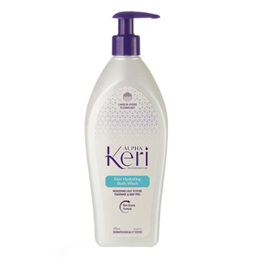 ALPHA KERI Hydrating Body Wash 400ml