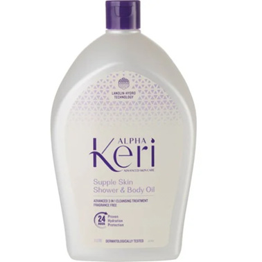 ALPHA KERI Shower & Bath Oil 1L