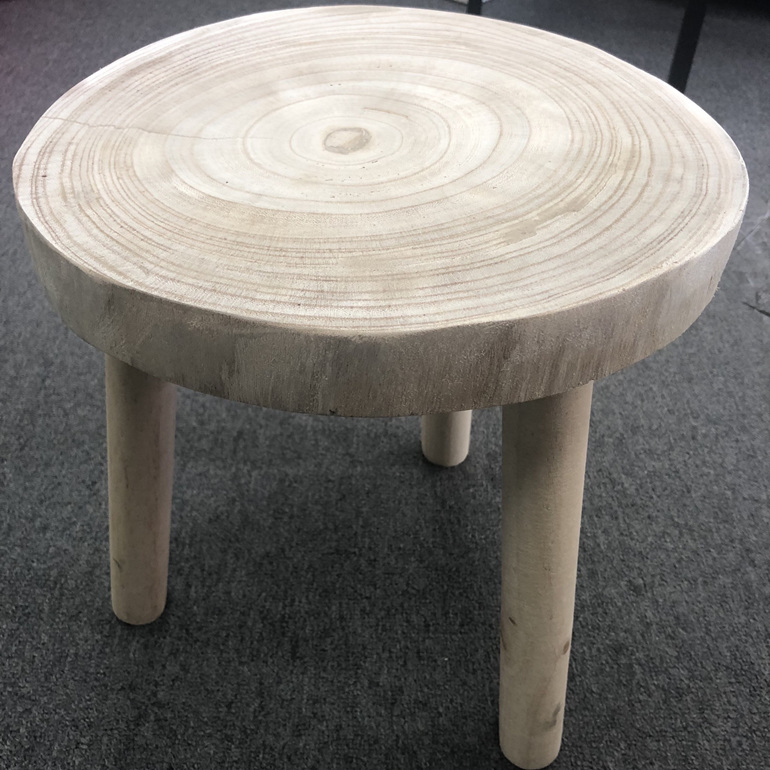Alpine Stool Round