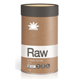 Amazonia RAW-Protein Vanilla 1kg