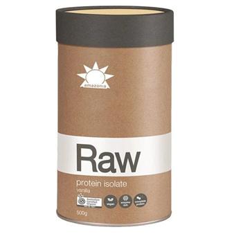 Amazonia RAW-Protein Vanilla 500g